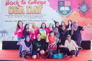 Back to College OGA Day 2018 & Azman Hashim Court Complex Launch